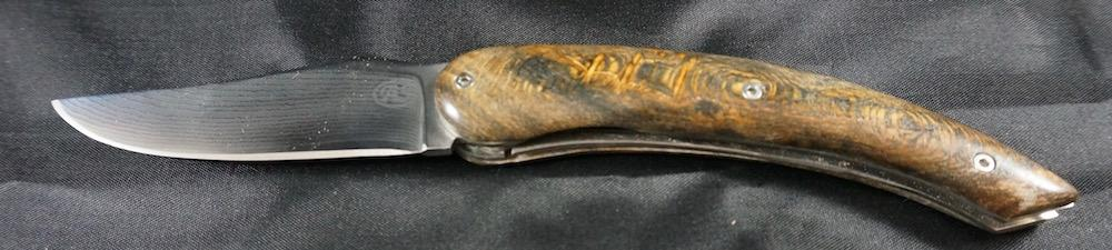 Linerlock broussin de platane